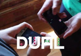 DUAL Multiplayer Game Mobile