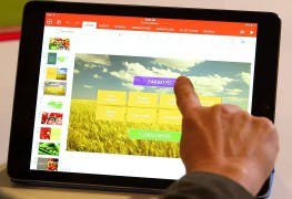 Microsoft Office Touch