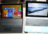 Surface 3 und Transformer Book T1