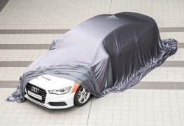 Audi A6 Saloon TDI ultra - uncovered