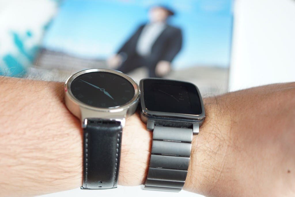 Pebble Time Steel Test Review 1