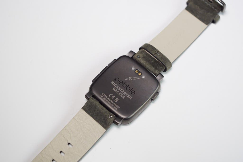 Pebble Time Steel Test Review 11