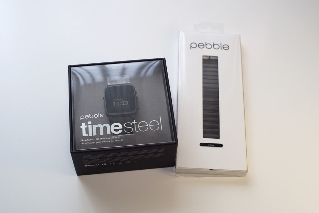 Pebble Time Steel Test Review 17