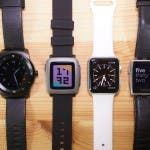 Pebble Time vs Pebble Steel Vergleich mit Apple Watch G Watch R