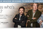 Amazon Prime: Top Gear Stars Clarkson, Hammond und May mit neuer Show ab 2016