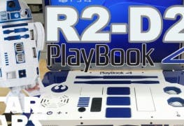 PlayBook 4 Star Wars R2-D2 Edition