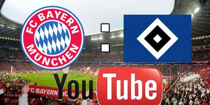 Bayern HSV Youtube