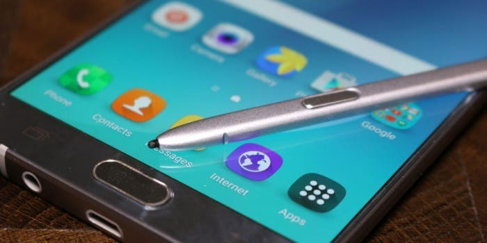 Samsung Galaxy Note 5 3