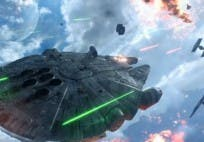 Millenium Falcon - Star Wars Battlefront