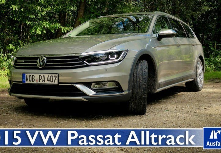 2015 vw passat alltrack fahrbericht test probefahrt. Black Bedroom Furniture Sets. Home Design Ideas