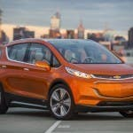 2015 Chevrolet Bolt EV Concept all electric vehicle – front ex