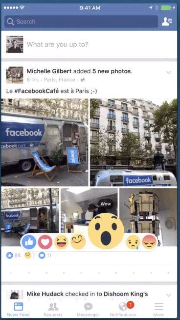 Facebook Reactions 03