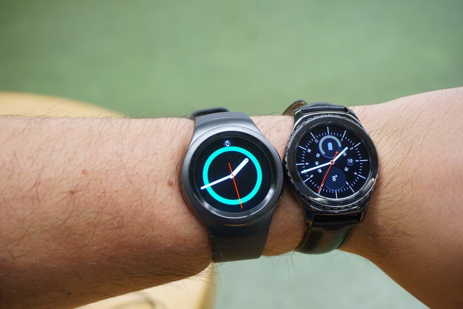 Samsung Gear S2 Test