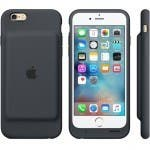 Apple iPhone 6s Smart Battery Case Schwarz 02