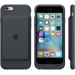 Apple iPhone 6s Smart Battery Case Schwarz 03
