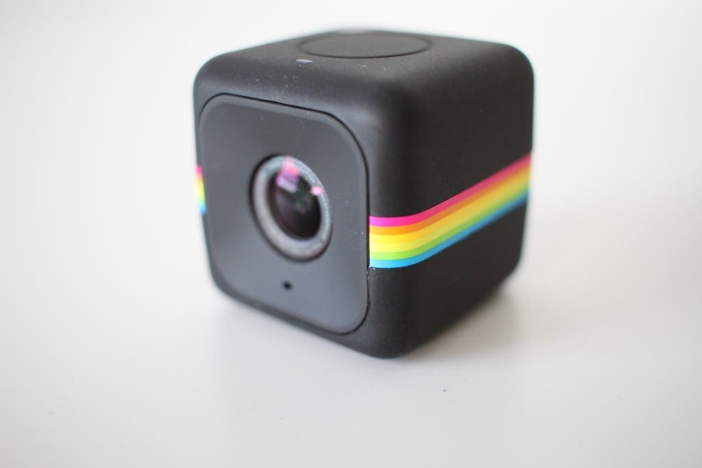 Polaroid Cube Plus - Front