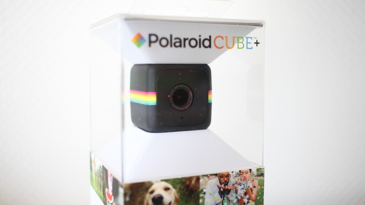 Polaroid Cube+ - Unpacking
