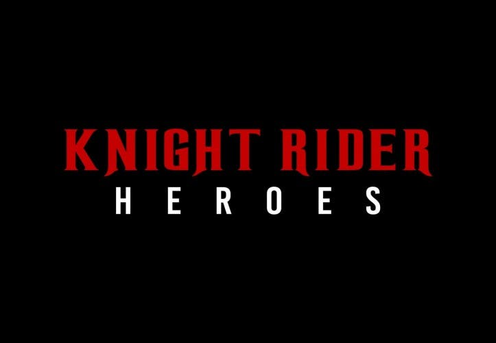 "Knight Rider Heroes Trailer – ""The Hoff"" is back!"