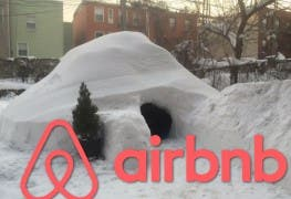 Airbnb Iglo Brooklyn