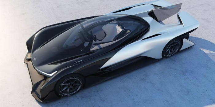 Faraday Future FFZERO1 3