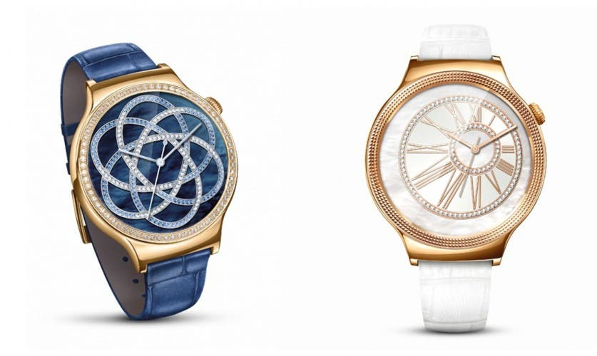 Huawei Watch Jewel Elegant Swarowski Damen