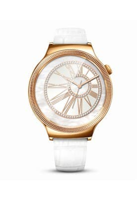 Huawei Watch Jewel Elegant Swarowski Damen weiss