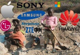 """Original: """"Child miners in Congo"""" - World Vision, Andrew Meeson, Deputy Foreign Editor, Toronto Star , ameeson@thestar.ca"""