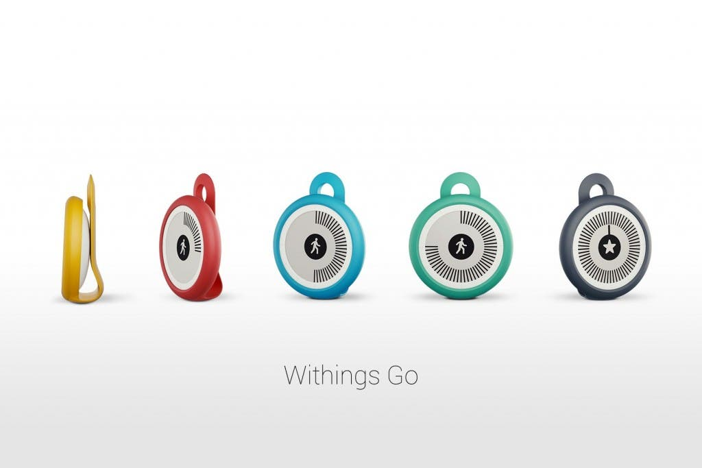 Withings Go Detail