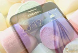 Samsung Galaxy S6 edge und Marshmallows