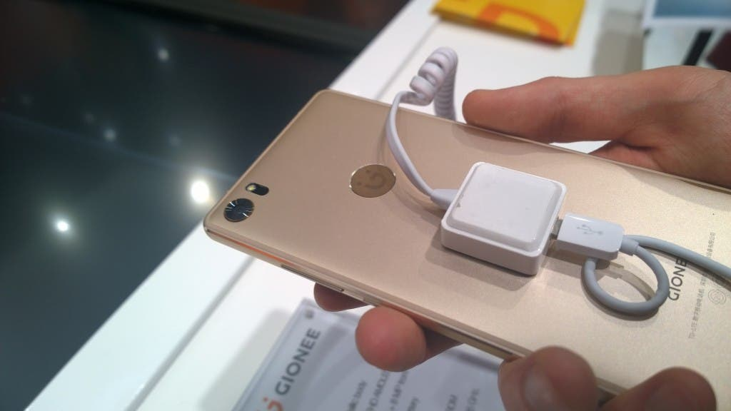 Gionee S8 MWC2016 (1)