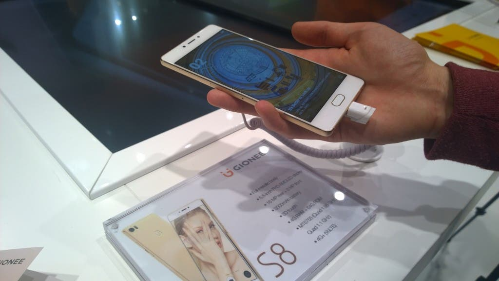 Gionee S8 MWC2016 (5)