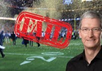 Tim Cook iPhone 6S Fail