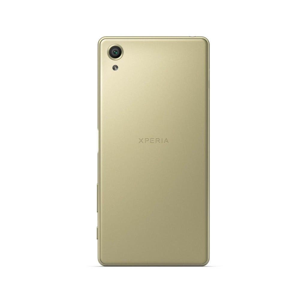 Xperia_X_Lime-Gold_back