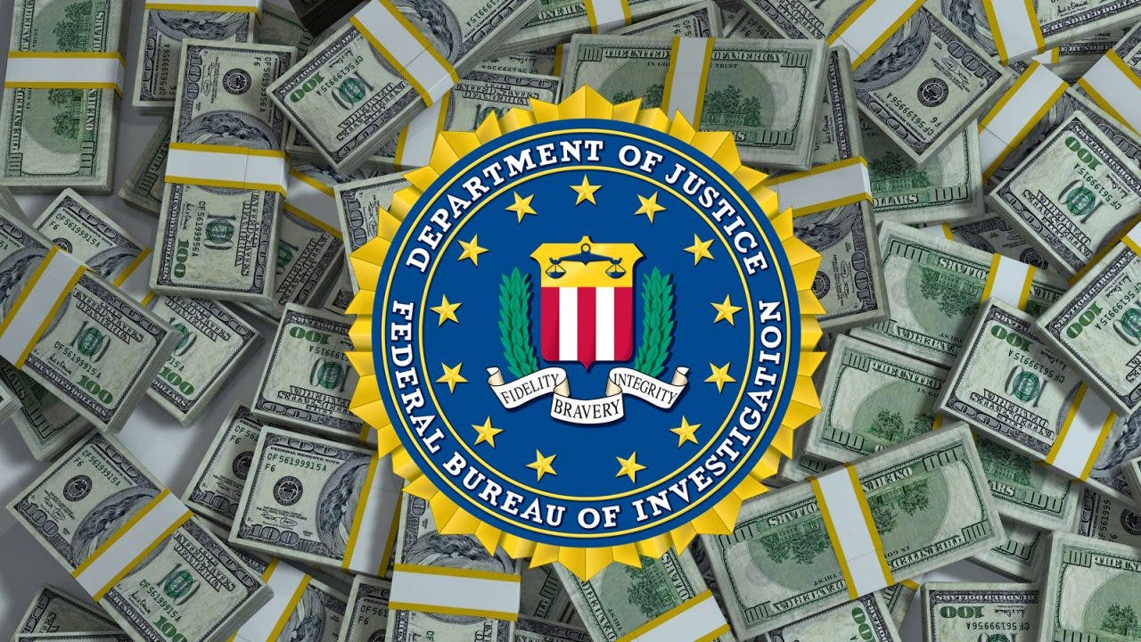FBI-Dollarscheine