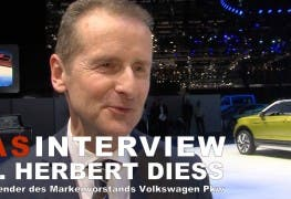 VW up Facelift & T-Cross Breeze – Interview mit Dr. Diess