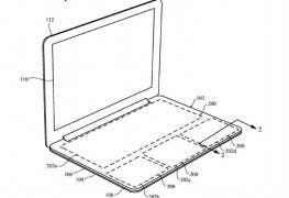 Apple patentiert MacBook-Tastatur ohne Tasten
