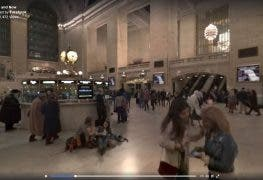Facebook Here and Now Grand Central Terminal