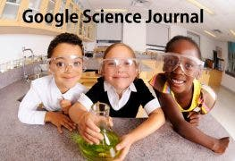 Google Science Journal – Gebt euren Kids diese App!