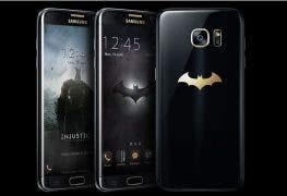 Samsung Galaxy S7 edge in der Batman Injustice Edition