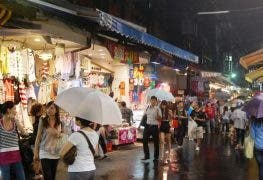 Tales from Taipei #5 – Regenschirme oder Share Economy 4.0