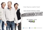 The Grand Tour: Top Gear Stars Clarkson, Hammond und May verkünden ihren Show-Namen