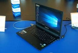 Gigabyte Aero 14 Gaming Notebook im Hands on-Video