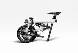 Xiaomi QiCycle: klappbares, smartes E-Bike
