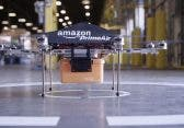 Amazon Prime Air: Ladestationen-Patent für Lieferdrohnen