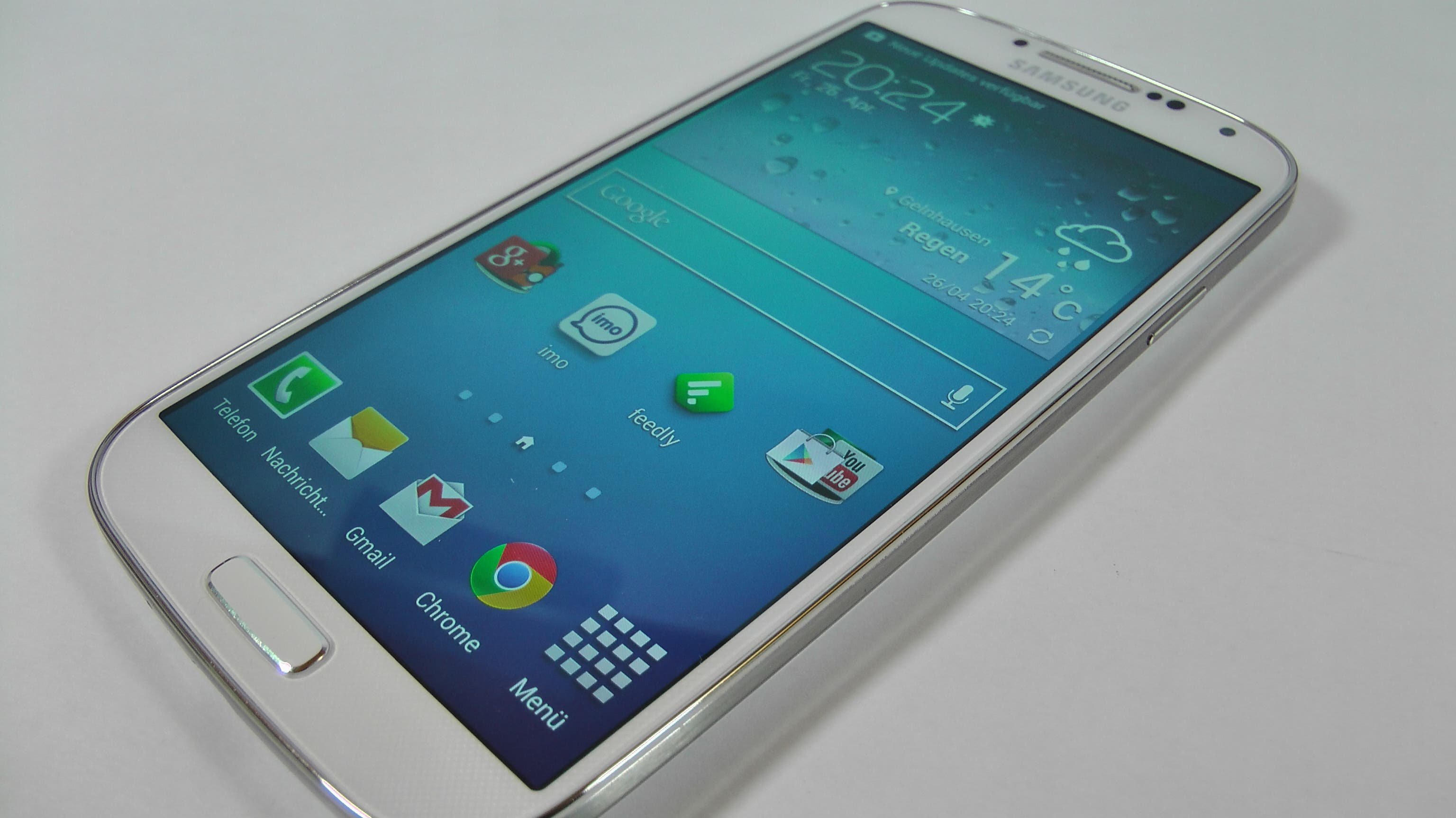 Samsung Galaxy S4 Test Hardware 14