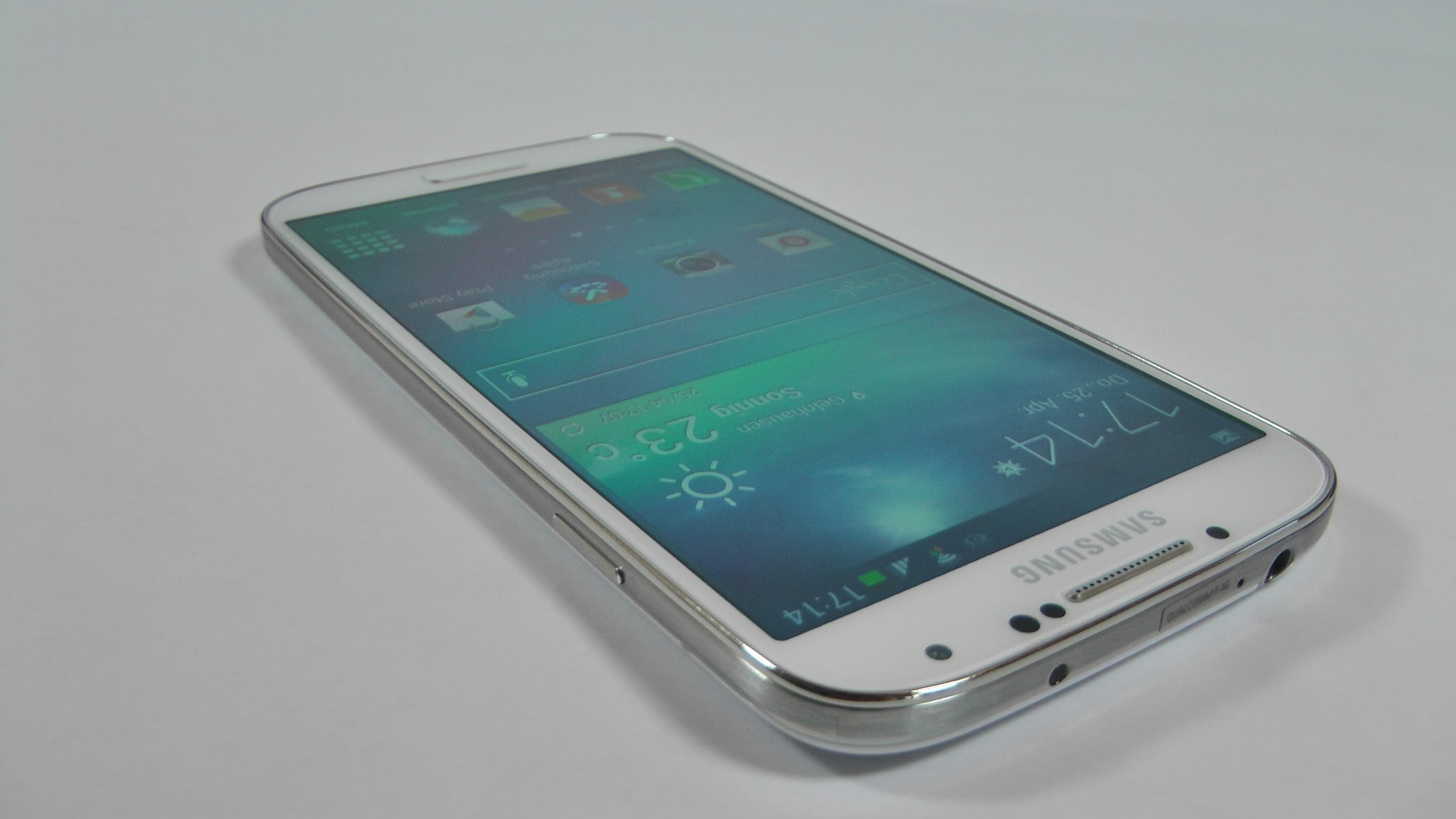Samsung Galaxy S4 Unboxing und Hands On 24