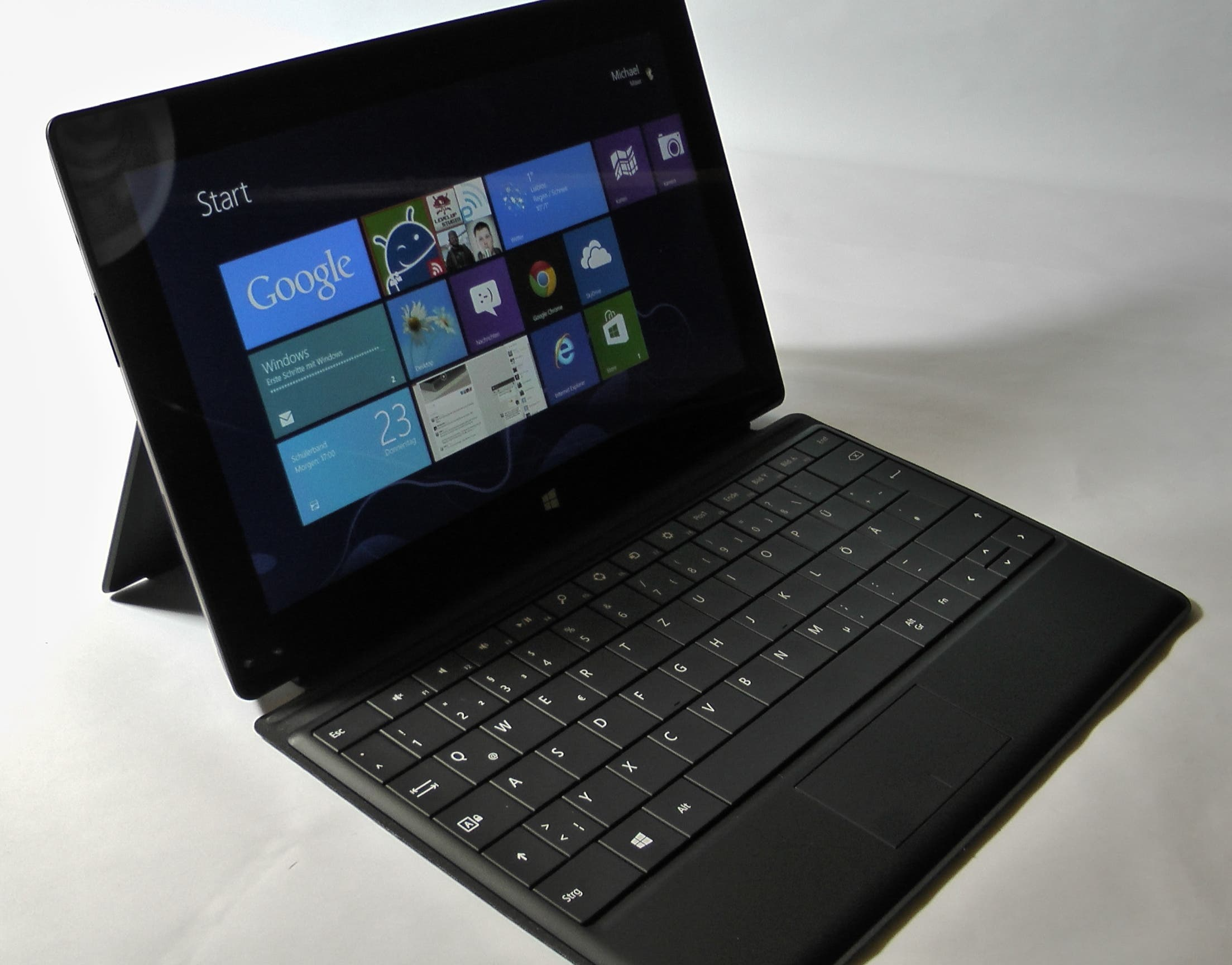 Microsoft Surface Pro Test 11