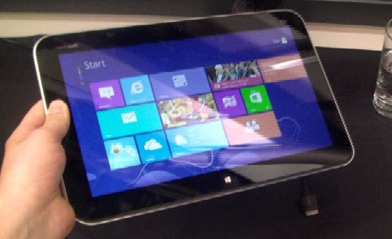 HP Envy X2 Hands On