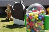 android jelly bean mascot foto