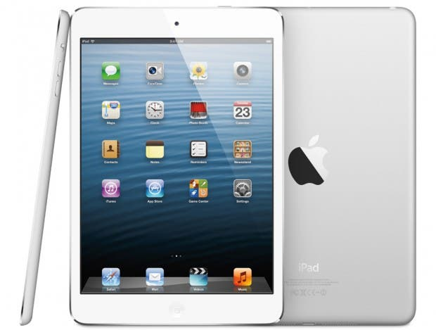 Apple iPad mini Press